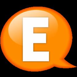 Lettera - E -